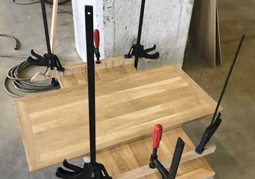 Изготовление мебели из массива дерева на заказ