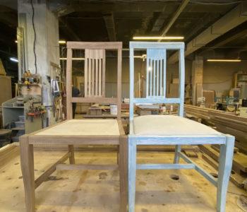 Изготовить стул по образцу